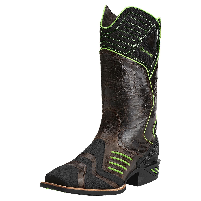 Ariat Men's Catalyst VX Square Toe Brown Cowboy Boots