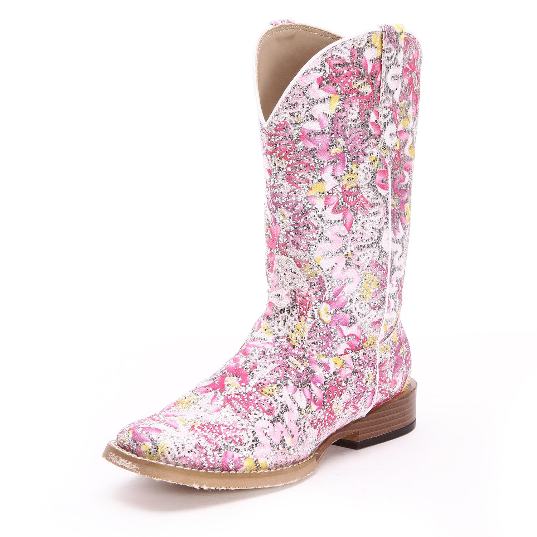 Red Deer Rain Shoes