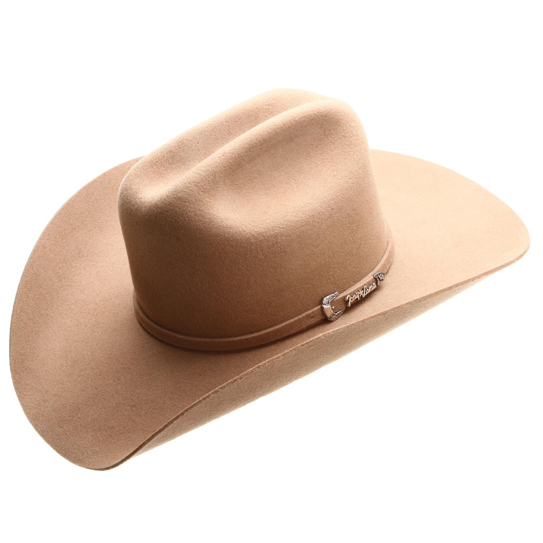 b823abee9abb3 Tony Lama 3X Rodeo Felt Hat