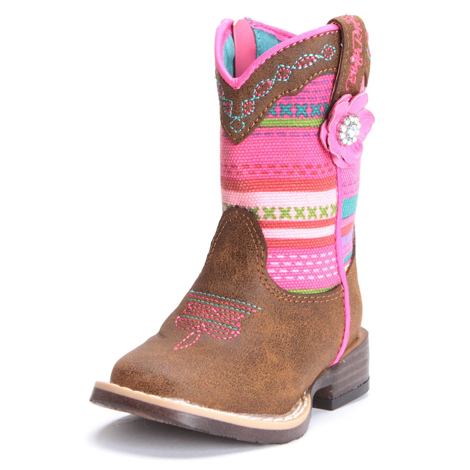 Kid S Cowgirl Boots
