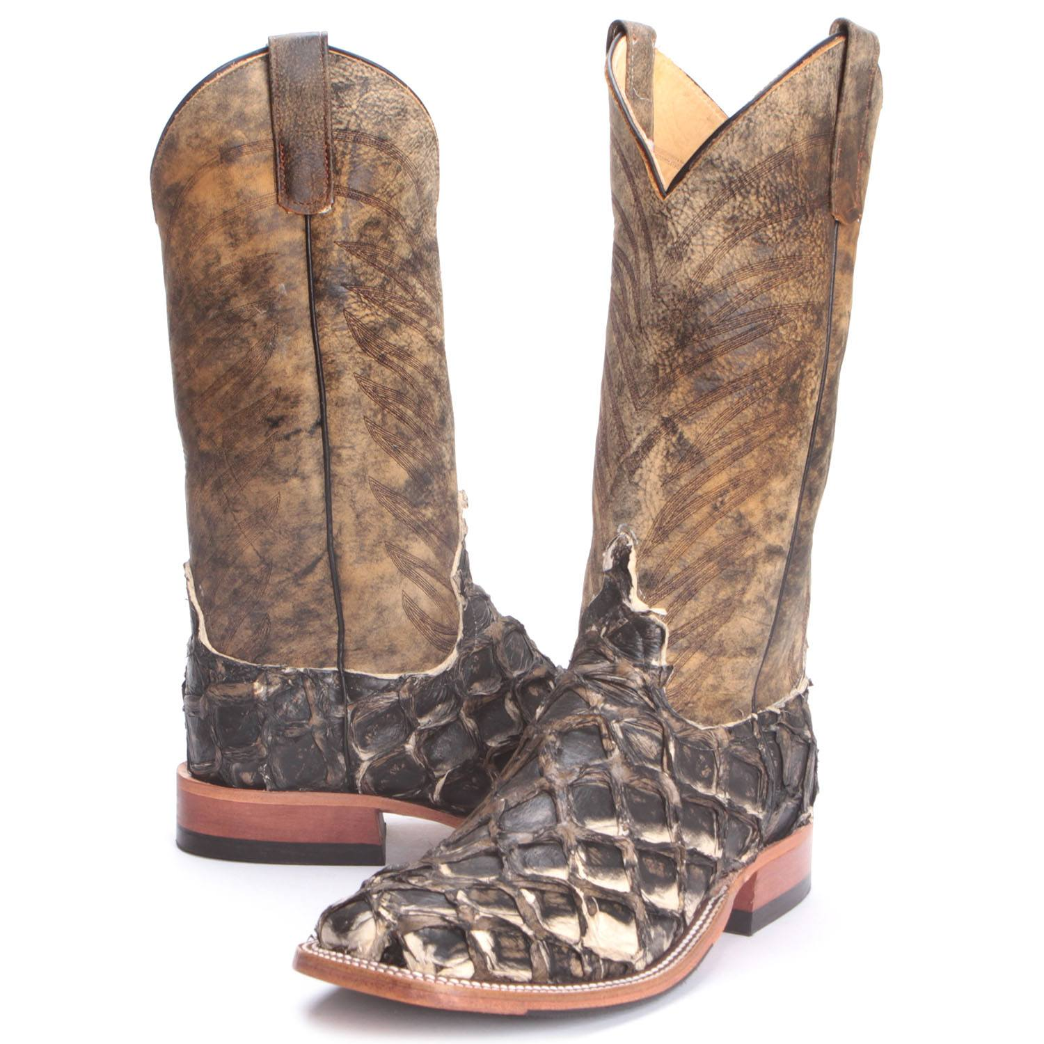 Bootdaddy With Anderson Bean Mens Big Bass Cowboy Boots