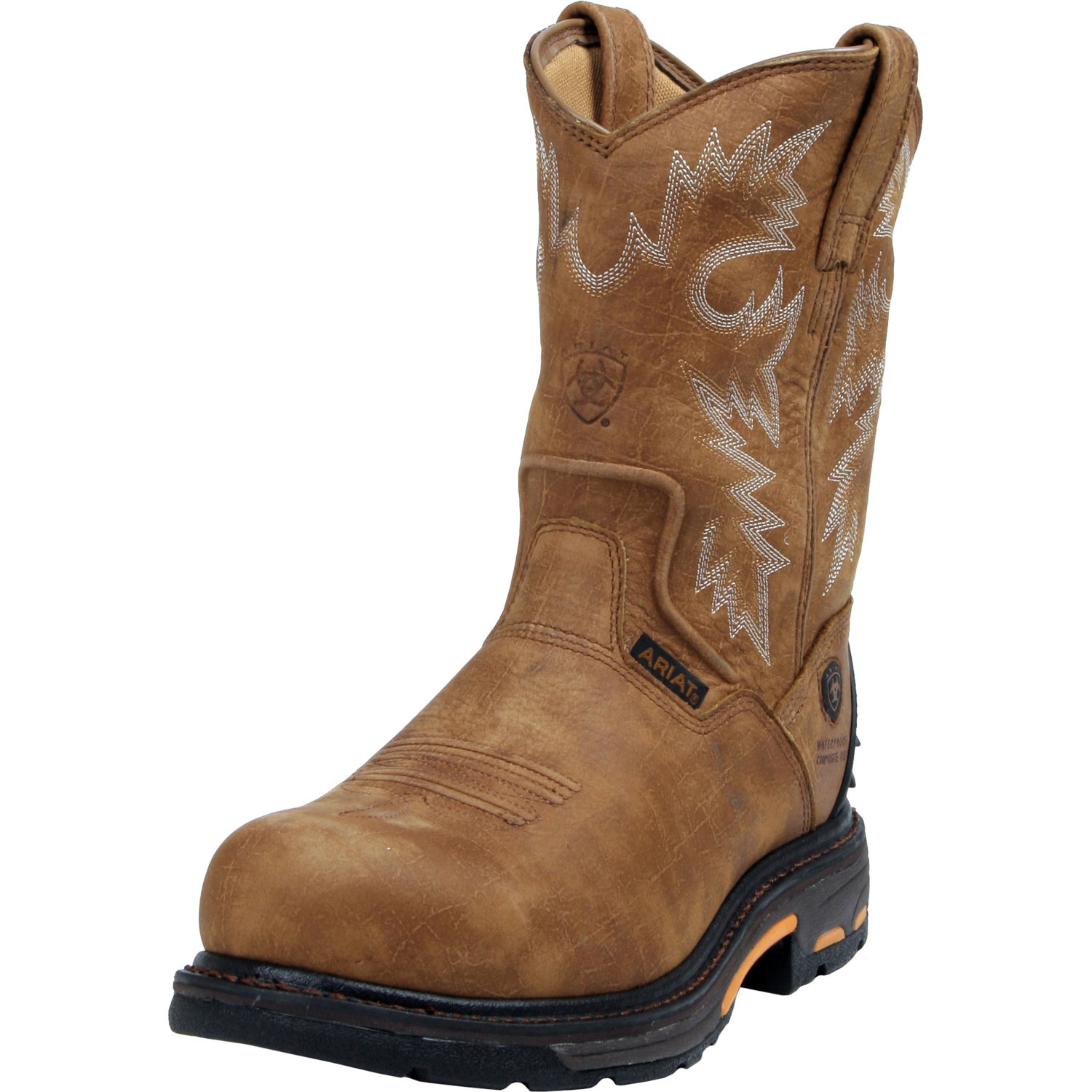 Ariat Pull On Work Boots Coltford Boots