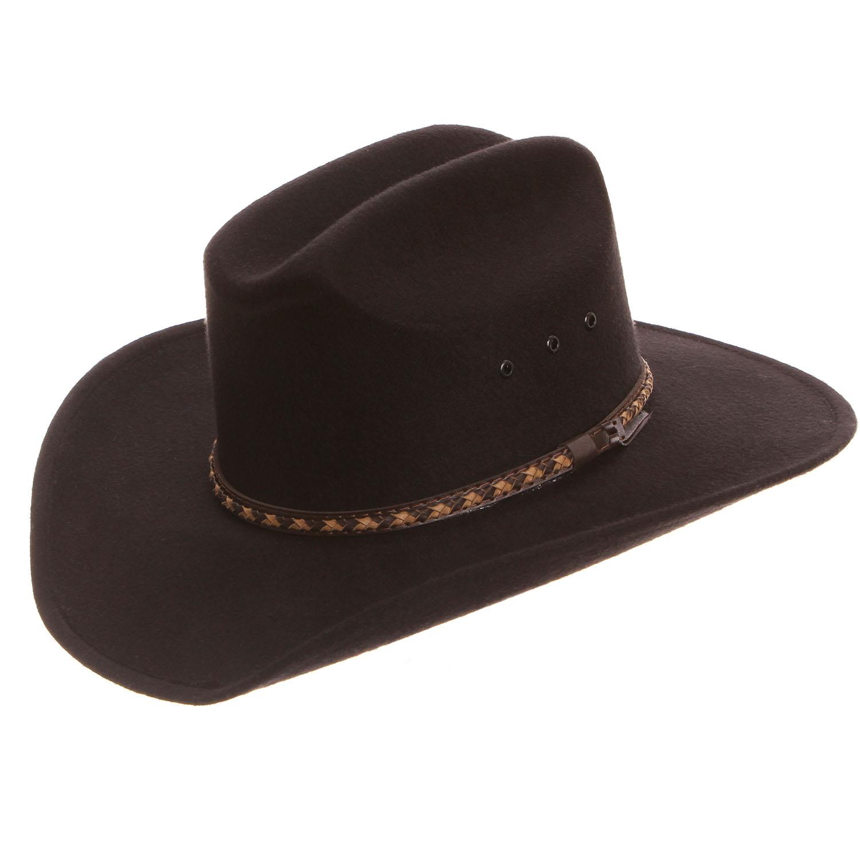 Kids Felt Cowboy Hat Black 4411062c7f6