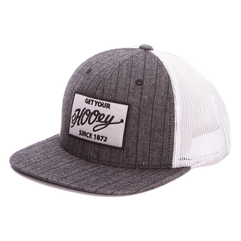 online here special for shoe get online Hooey Men's Miles Snap Back Grey Caps