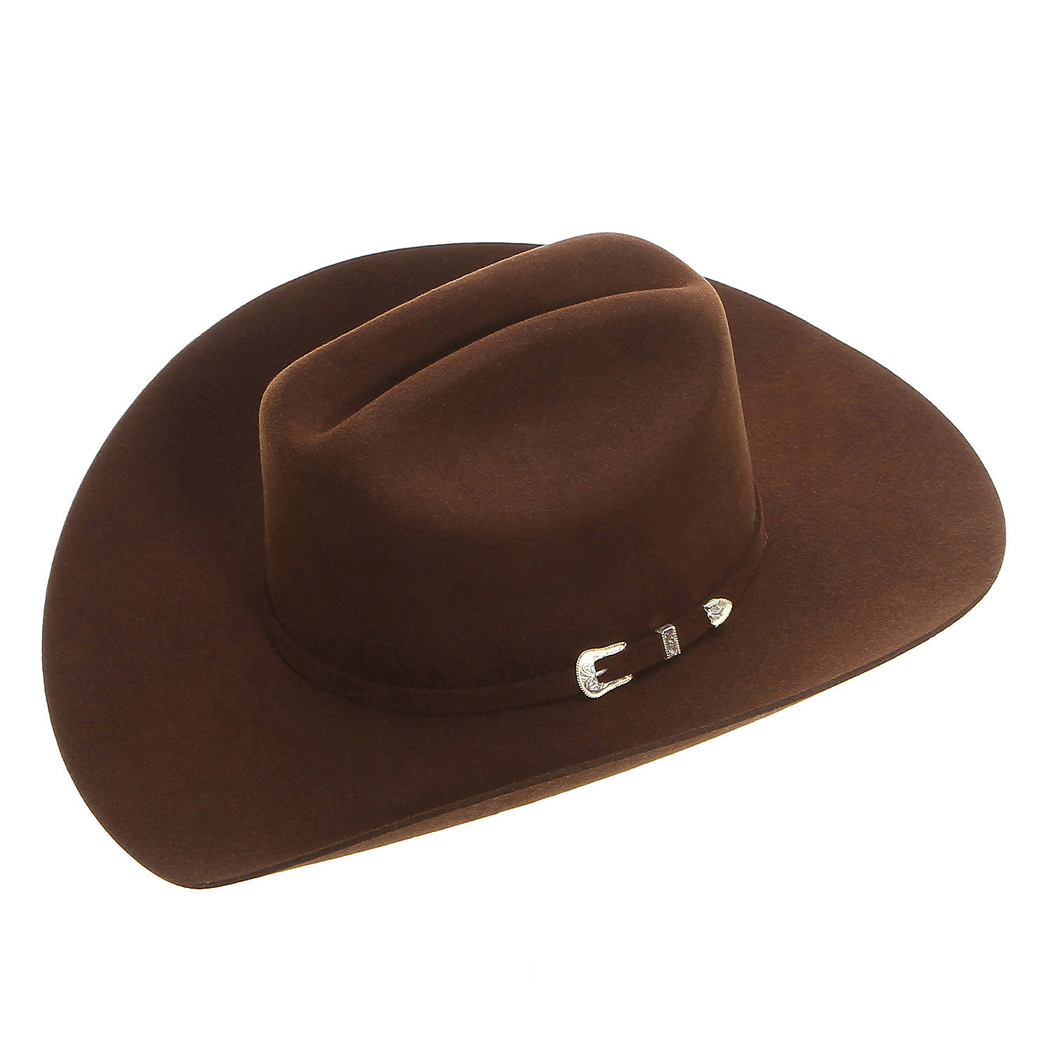 Stetson Brown Oak Ridge Cowboy Hats 7a7bd1ce454