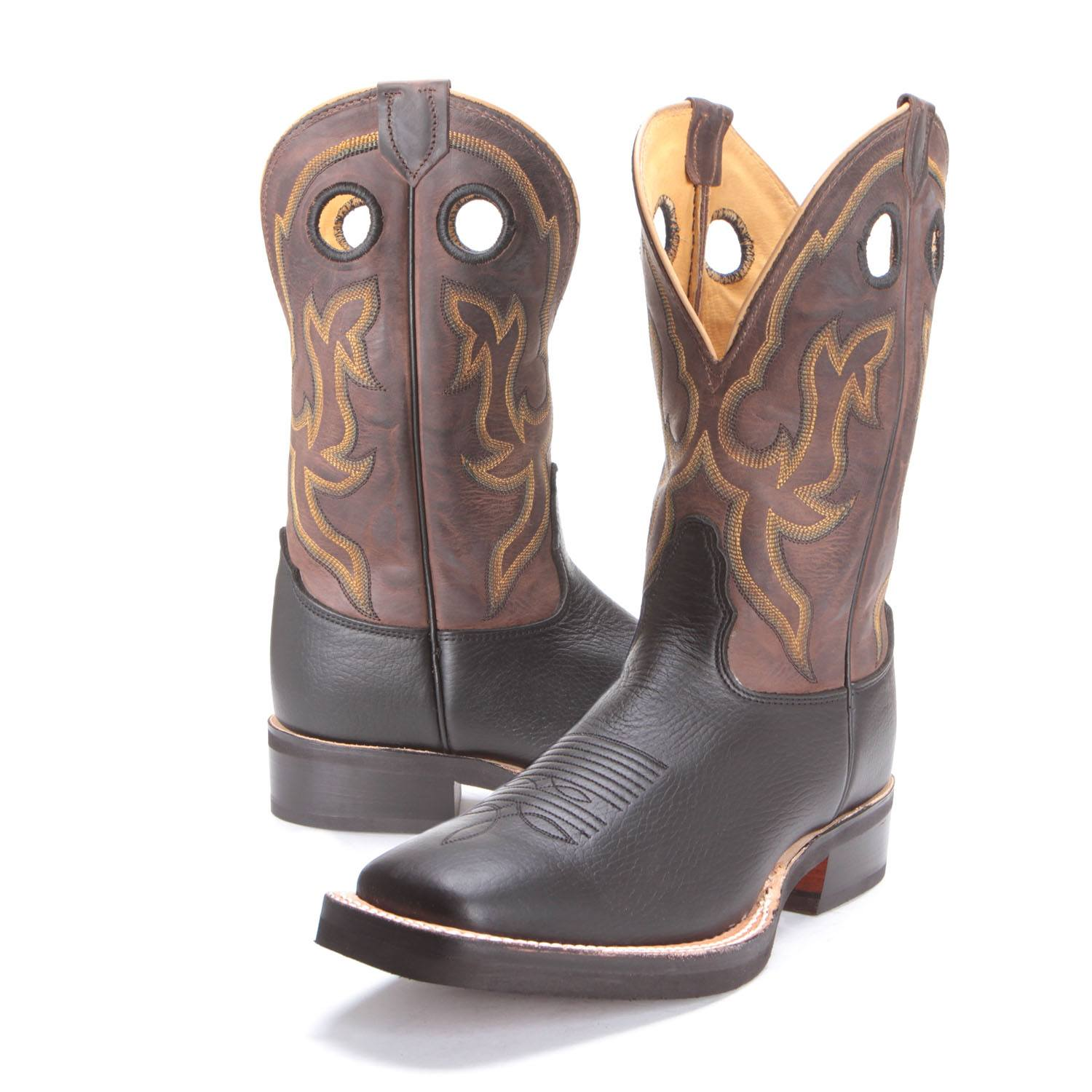 1c9643b4cf9 BootDaddy with Nocona Western Mens Vermont Cowboy Boots Chocolate