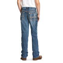 Ariat Boys B4 Coltrane Durango Relaxed Boot Cut Jeans