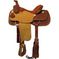 PRCS Roper Saddles: PFI Exclusive