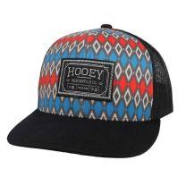 Hooey Doc Grey and Black Mesh Trucker Cap