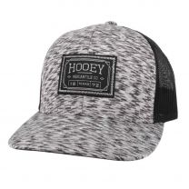 Hooey Youth Doc White and Black Mesh Cap