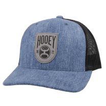 Hooey Bronx Blue and Black Trucker Cap