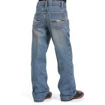 Cinch Tanner Children Boys Slim Fit Boot Cut Jeans