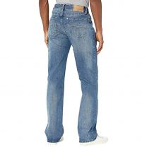 Rock and Roll Mens Reflex Vintage Relaxed Straight Jeans
