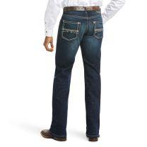 Ariat Mens M5 Dark Wash Straight Leg Jeans
