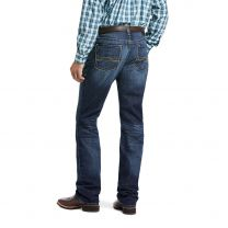 Ariat Mens M2 Relaxed Low Rise Boot Cut Jeans