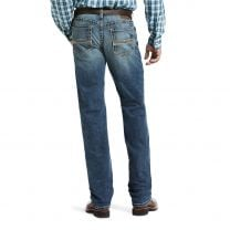 Ariat Mens M5 Tanner Slim Stackable Straight Jeans