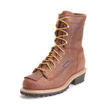 Carolina Mens Lace to Toe Waterproof Logger Work Boots