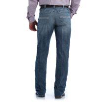 Cinch Mens Silver Label Arenaflex Slim Straight Jeans