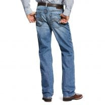 Ariat Mens Low Rise Relaxed M4 Boot Cut Jeans