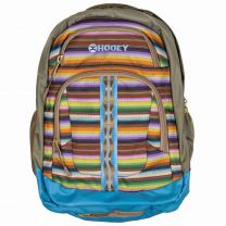 Hooey Serape Backpack with Cowboy Hat Strap