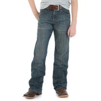 Wrangler Retro Premium Toddler Boys Relaxed Boot Cut Jeans