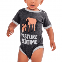 Baby Boy Pasture Bedtime Outfit Onesie