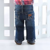 Wrangler Infant Girls Western Jeans