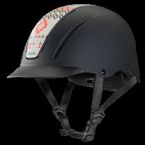Troxel Spirit Crimson Aztec Helmet