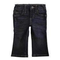 Wrangler Infant Boys Adjustable Waist Western Jeans