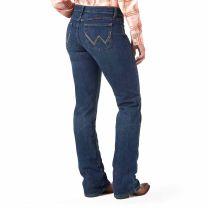 Wrangler Womens Q-Baby Tuff Buck Ultimate Riding Jeans