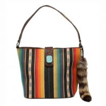 Angel Ranch Womens Serape Concealed Carry Tote Bag