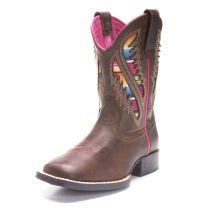 Ariat Children Girls VentTEK Western Boots 10027306