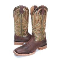 BootDaddy Ariat Mens Range Boss Western Cowboy Boots