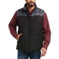 Ariat Mens Color Block Crius Concealed Carry Vest