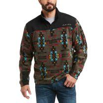 Ariat Mens Southwest Boardwalk Fleece Sweatshirt