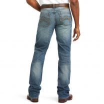 Ariat Mens M4 Stretch Relaxed Boot Cut Jeans