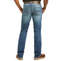 Ariat Mens M7 Brandtley Slim Fit Straight Jeans