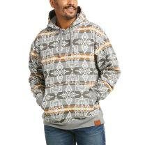 Ariat Mens Pendleton Arrowhead Hoodie Sweatshirt