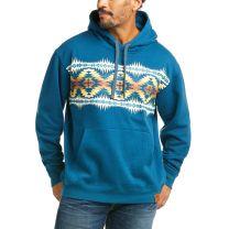 Ariat Mens Pendleton Night Dance Hoodie Sweatshirt