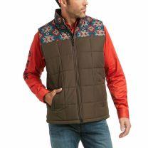 Ariat Mens Banyan Crius Concealed Carry Vest