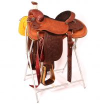 Big Spur Calf Roping Saddle
