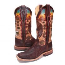 BootDaddy with Anderson Bean Mens Navajo Cowboy Boots