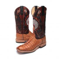 BootDaddy with Anderson Bean Mens Brave Caiman Boots