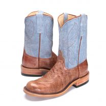 BootDaddy with Anderson Bean Smooth Quill Ostrich Boots