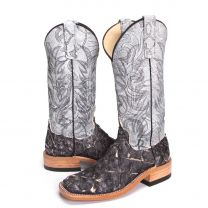 BootDaddy with Anderson Bean Mens Asphalt Big Bass Boots