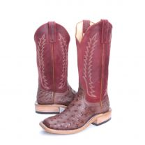 BootDaddy with Anderson Bean Mens Kudu FQ Ostrich Boots