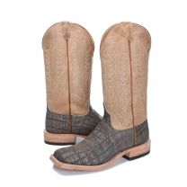 BootDaddy Anderson Bean Mens Exotic Elephant Boots