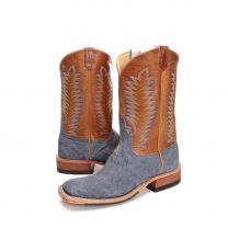 BootDaddy Anderson Bean Womens Full Quill Ostrich Boots