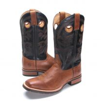 BootDaddy with Double H Mens Stockman Cowboy Boots