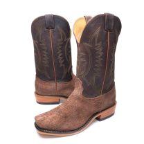 BootDaddy Fenoglio Mens Rough Out Cowboy Boots